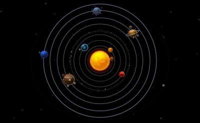 Что-то влияет на всю Cолнечную систему