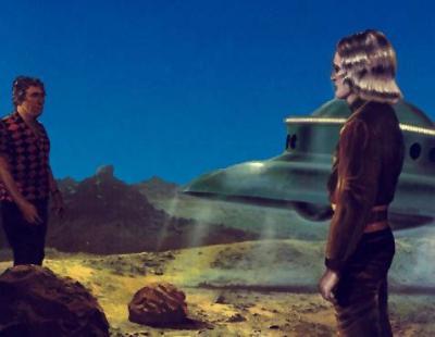 История контакта с «Нордическими» пришельцами