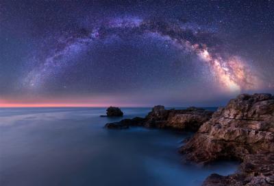Как Млечный Путь получил свое имя?