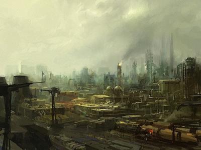 Коллапс индустриальной цивилизации, кажется, неизбежен