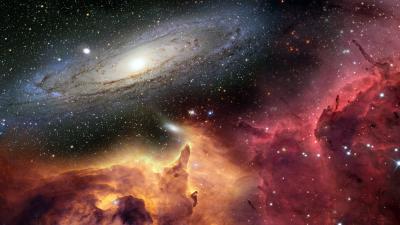 Космическая Вселенная