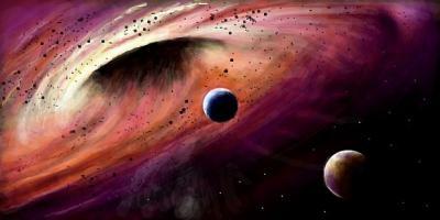 Люди могут даже не заметить поглощение Земли черной дырой