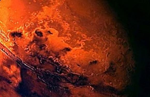 Основные сведения о Марсе