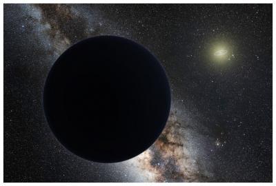 Таинственная Девятая планета могла наклонить всю нашу солнечную систему
