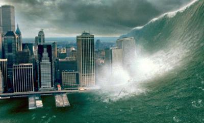 Волны - цунами
